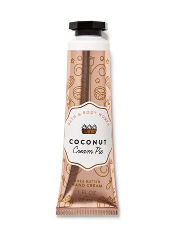 Coconut Cream Pie   Hand Cream
