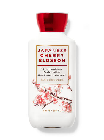 Japanese Cherry Blossom   Super Smooth Body Lotion