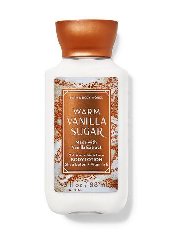 Warm Vanilla Sugar Travel Size Body Lotion