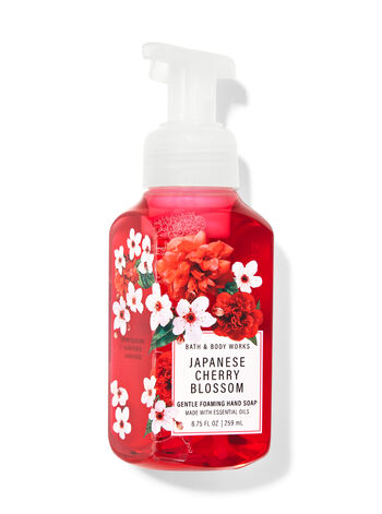 Japanese Cherry Blossom   Gentle Foaming Hand Soap