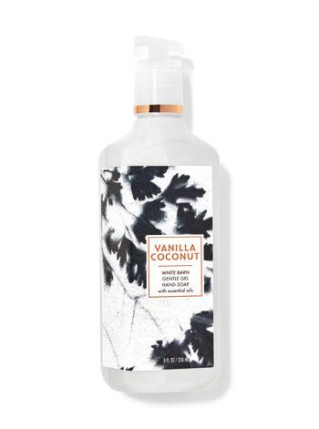 White Barn   Vanilla Coconut   Gentle Gel Hand Soap