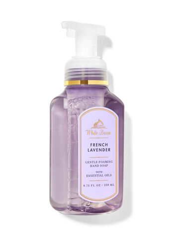 White Barn   French Lavender   Gentle Foaming Hand Soap   (026129214)