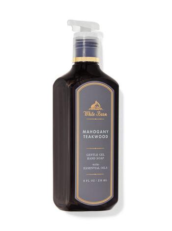 White Barn   Mahogany Teakwood   Gentle Gel Hand Soap   (024642540)