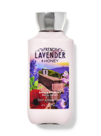 Signature Collection   French Lavender & Honey   Body Lotion