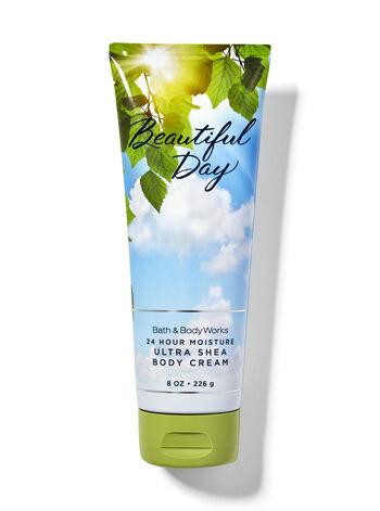 Beautiful Day   Ultra Shea Body Cream