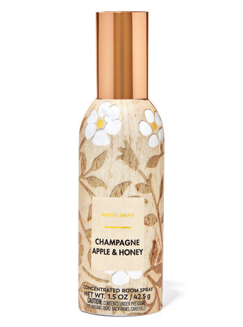 Champagne Apple & Honey   Concentrated Room Spray