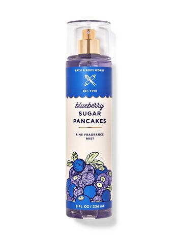 Blueberry Sugar Pancakes   Fine Fragrance Mist