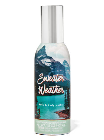 Sweater Weather   Concentrated Room Spray