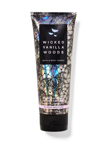 Wicked Vanilla Woods   Ultimate Hydration Body Cream