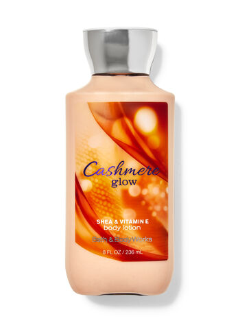 Signature Collection   Cashmere Glow   Body Lotion