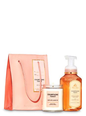 Champagne Toast   Gift Bag Set