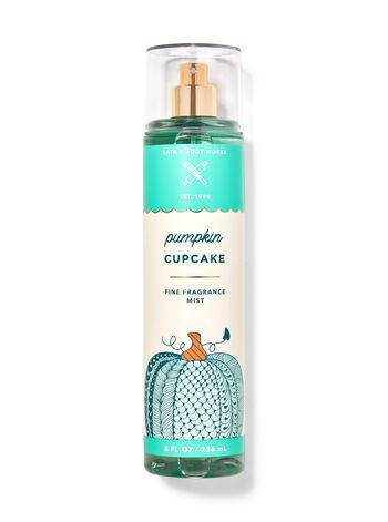 Pumpkin Cupcake   Fine Fragrance Mist