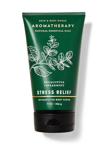 Aromatherapy   Eucalyptus Spearmint   Invigorating Scrub