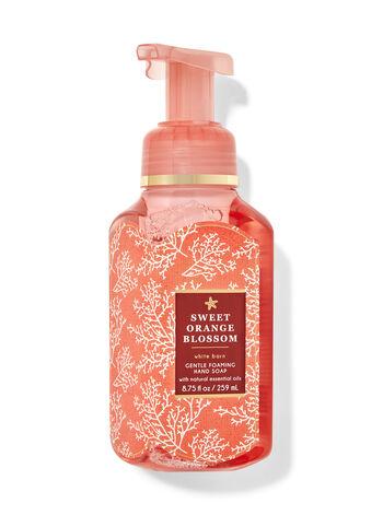Sweet Orange Blossom   Gentle Foaming Hand Soap