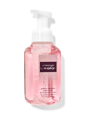 A Thousand Wishes   Gentle Foaming Hand Soap
