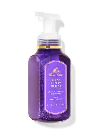 White Barn   Black Cherry Merlot   Gentle Foaming Hand Soap