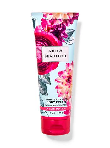 Hello Beautiful   Ultimate Hydration Body Cream