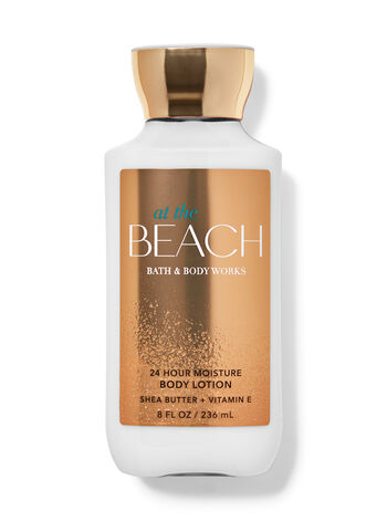 At the Beach   Super Smooth Body Lotion