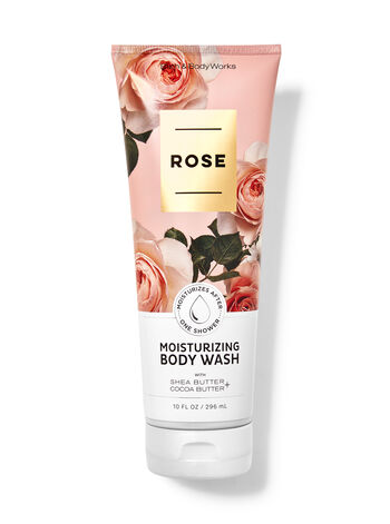 Rose   Moisturizing Body Wash