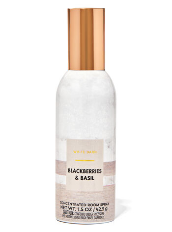 Blackberries & Basil   Concentrated Room Spray