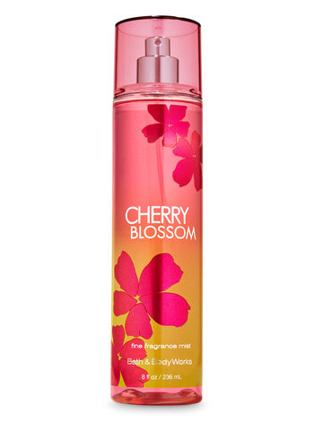 Signature Collection   Cherry Blossom   Fine Fragrance Mist