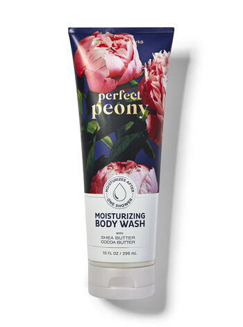 Perfect Peony   Moisturizing Body Wash