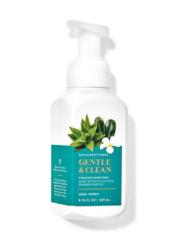Aloe Water   Gentle Foaming Hand Soap