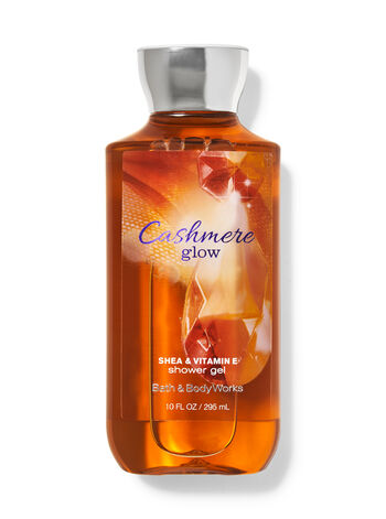 Signature Collection   Cashmere Glow   Shower Gel