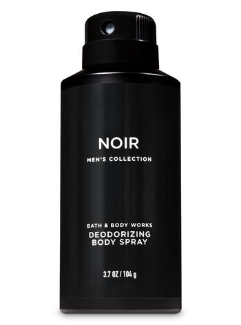 Signature Collection   Noir   Deodorizing Body Spray