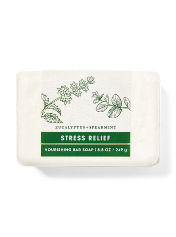 Aromatherapy   Eucalyptus Spearmint   Nourishing Bar Soap