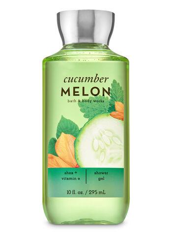 Signature Collection   Cucumber Melon   Shower Gel