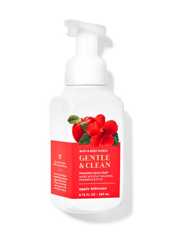 Apple Hibiscus   Gentle Foaming Hand Soap   (026202623)