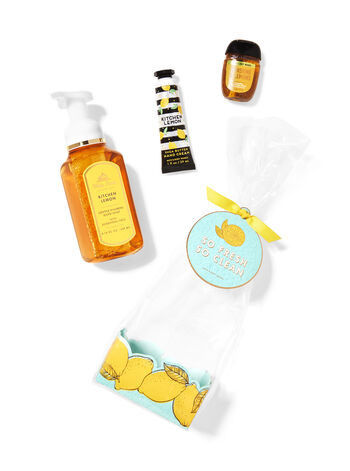 Kitchen Lemon   Gift Set