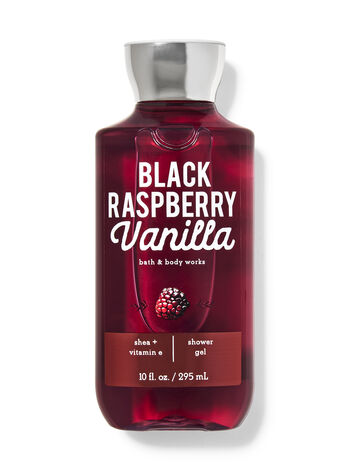 Signature Collection   Black Raspberry Vanilla   Shower Gel