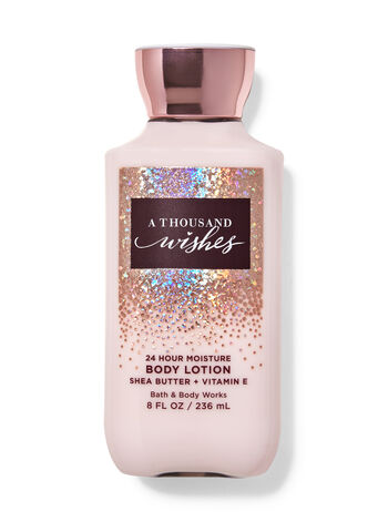 A Thousand Wishes   Super Smooth Body Lotion