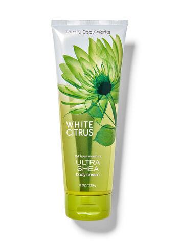 Signature Collection   White Citrus   Ultra Shea Body Cream